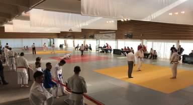 Résultats des 1/2 Finales Jujitsu et Ne Waza de Gonfreville l'Orcher 2018