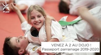 Opération Parrainage Judo 2020