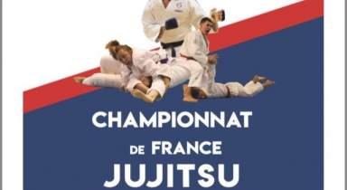 Liste des qualifiés pour les Championnats de France Jujitsu et Ne Waza 2019