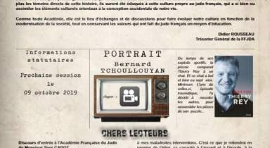 Gazette de l'Académie Française de Judo