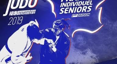 Ouverture de la billetterie du Championnat de France individuel Seniors 1ère division Amiens 2019