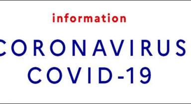 COVID 19 – Annulation ou maintien des manifestations – Informations en date du 06/03/2020