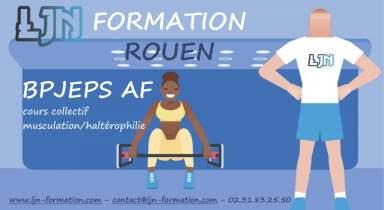 Promotion du BPJEPS Activités de la Forme