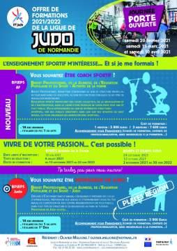 Dossiers d'inscription aux Formations d'Etat Judo et Activités de la Forme