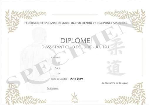 Liste des admis des Pôles Caen et Rouen à l'examen d'Assistant Club