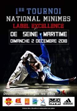Tournoi National Minimes de Forges les Eaux