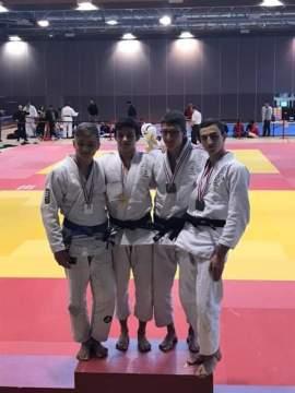 Résultats des Championnats de France Ne Waza Junior 2019