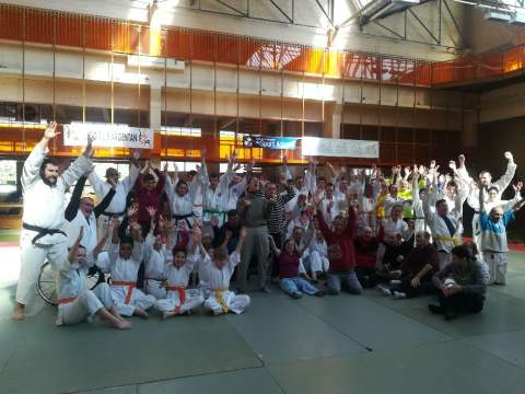 Une journée pour tous autour du judo