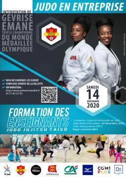 Formation Judo en Entreprise