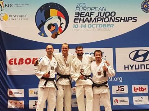 Résultats des Championnats d'Europe