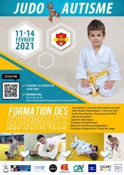 Formation Judo et Autisme