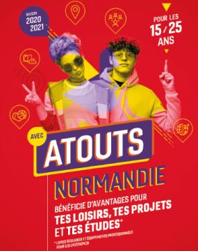 Dispositif Atouts Normandie 2020-2021
